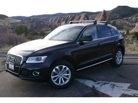 Brilliant Black 2013 Audi Q5 2.0 TFSI quattro