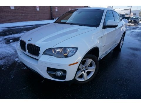 2013 bmw x6 xdrive50i in alpine white 591045 vannsuv. Black Bedroom Furniture Sets. Home Design Ideas