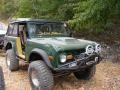 Ford Bronco Sport Wagon Land Rover Green photo #2