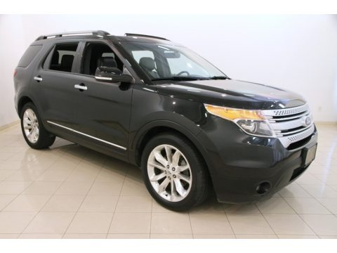 2011 Ford Expedition El Limited 4x4 In Tuxedo Black