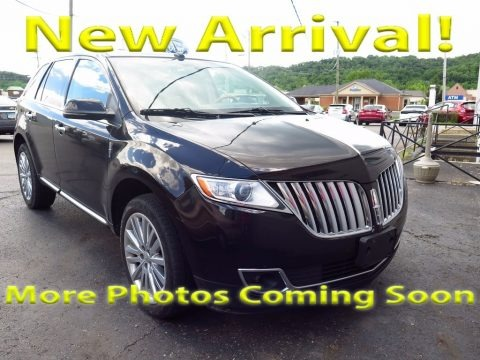 Kodiak Brown 2013 Lincoln MKX AWD
