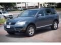 Volkswagen Touareg V6 Offroad Grey Metallic photo #8
