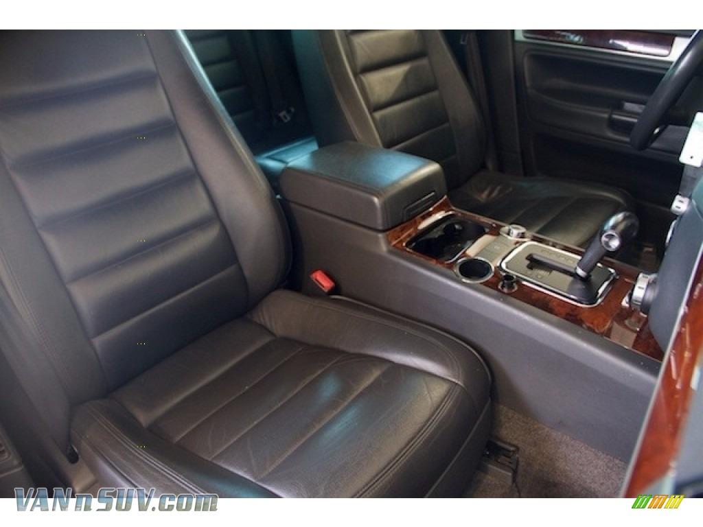 2004 Touareg V6 - Offroad Grey Metallic / Anthracite photo #20