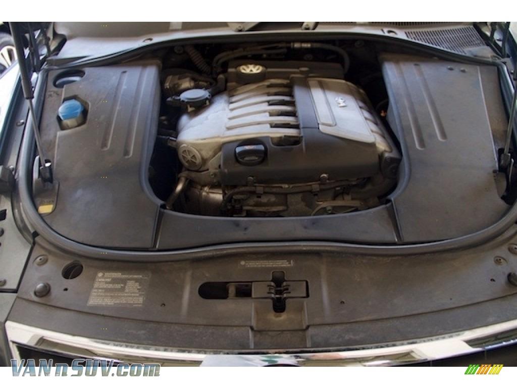 2004 Touareg V6 - Offroad Grey Metallic / Anthracite photo #27