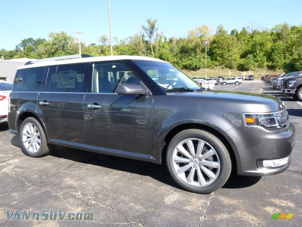 2016 Flex Limited AWD - Magnetic / Charcoal Black photo #1