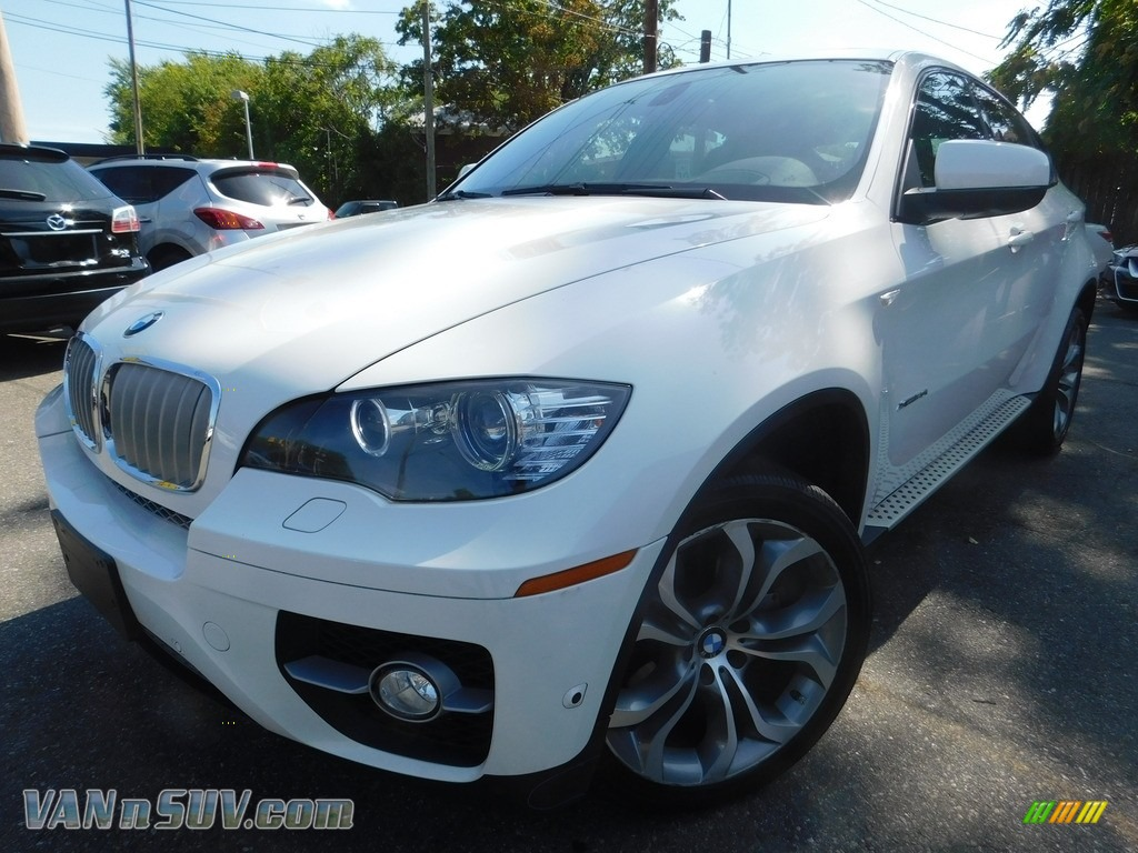 2012 bmw x6 xdrive50i in alpine white 590334 vannsuv. Black Bedroom Furniture Sets. Home Design Ideas