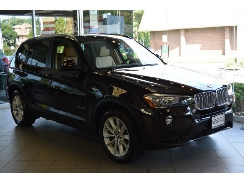 2016 bmw x3 xdrive28d in black sapphire metallic f84184. Black Bedroom Furniture Sets. Home Design Ideas