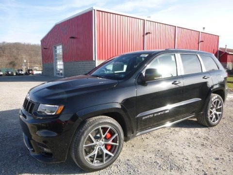 2012 Jeep Grand Cherokee Overland 4x4 In Black Forest