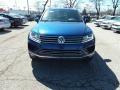 Volkswagen Touareg V6 Wolfsburg Reef Blue Metallic photo #2