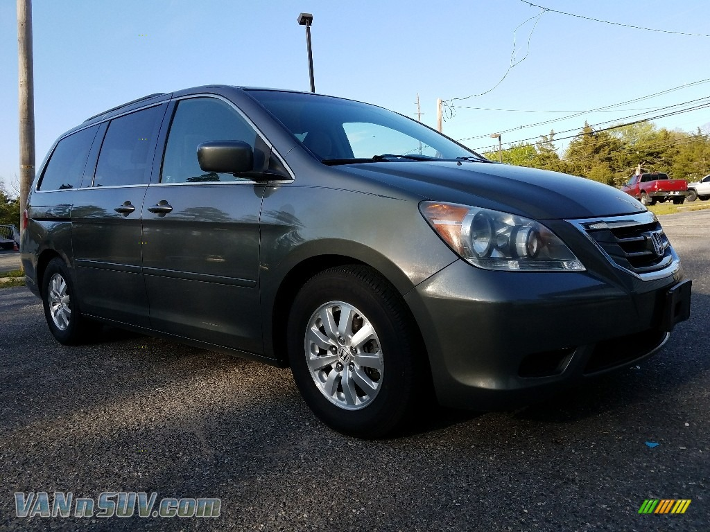 2008 Odyssey EX - Nimbus Gray Metallic / Gray photo #1