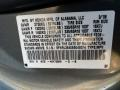 Honda Odyssey EX Nimbus Gray Metallic photo #5