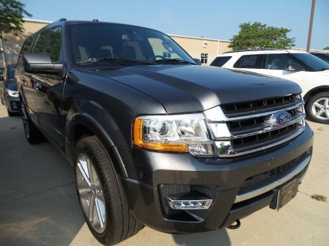 Magnetic 2017 Ford Expedition Limited 4x4