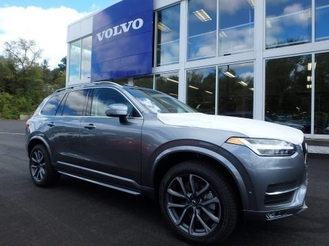 Osmium Grey Metallic 2018 Volvo XC90 T6 AWD