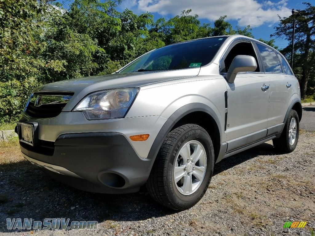 2008 VUE XE - Silver Pearl / Gray photo #1