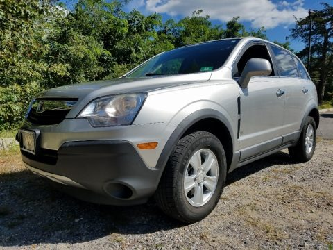 Silver Pearl 2008 Saturn VUE XE