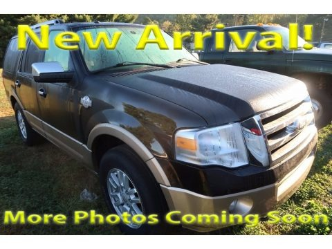 Kodiak Brown 2013 Ford Expedition King Ranch 4x4