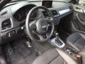 Audi Q3 2.0 TFSI Premium quattro Brilliant Black photo #9
