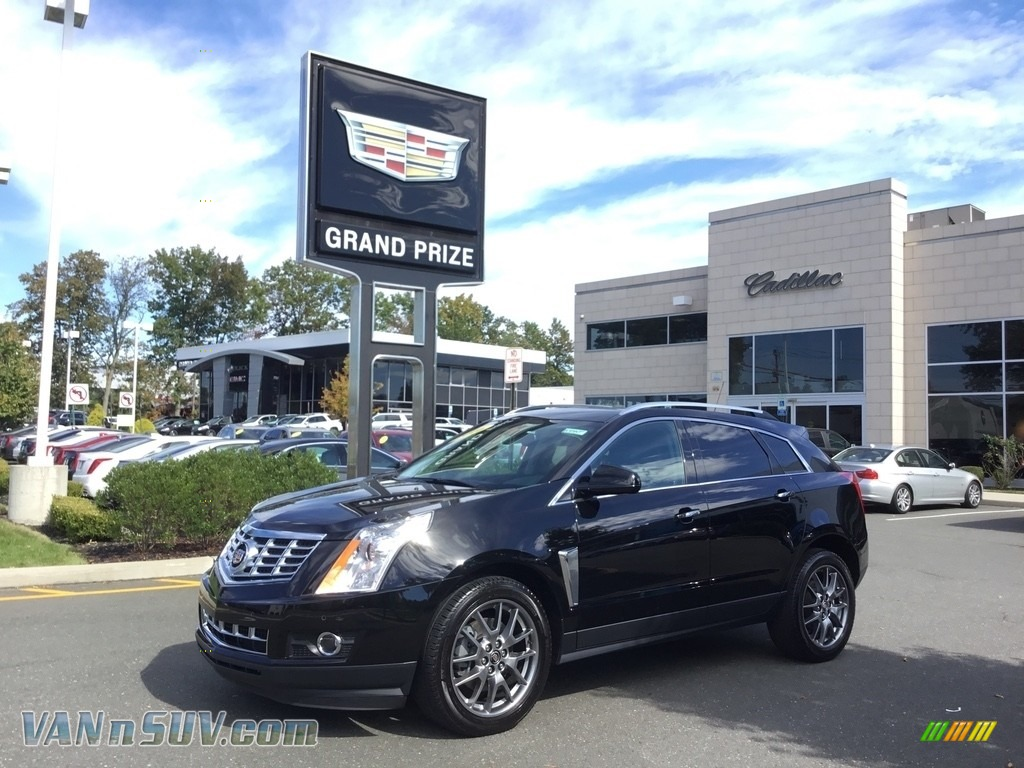 2016 SRX Performance - Black Raven / Ebony/Ebony photo #1