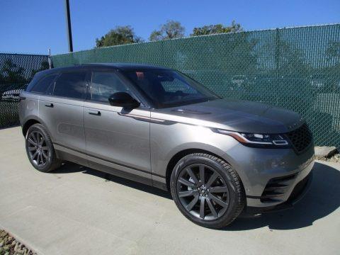 Silicon Silver Metallic 2018 Land Rover Range Rover Velar R Dynamic SE