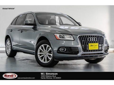 Monsoon Gray Metallic 2013 Audi Q5 2.0 TFSI quattro