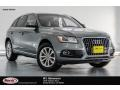Audi Q5 2.0 TFSI quattro Monsoon Gray Metallic photo #1