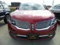 Lincoln MKX Select Ruby Red Metallic photo #2