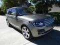 Land Rover Range Rover Supercharged Silicon Silver Metallic photo #2
