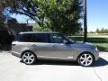 Land Rover Range Rover Supercharged Silicon Silver Metallic photo #6
