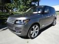Land Rover Range Rover Supercharged Silicon Silver Metallic photo #10