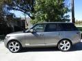 Land Rover Range Rover Supercharged Silicon Silver Metallic photo #11