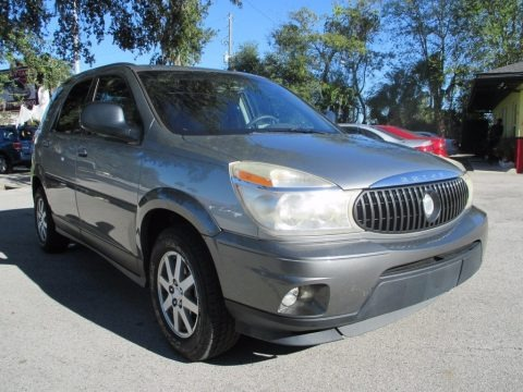Light Spiral Gray Metallic 2004 Buick Rendezvous CX