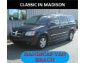 Dodge Grand Caravan SXT Modern Blue Pearl photo #1
