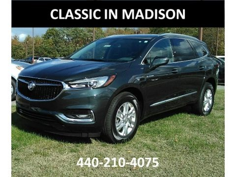 Dark Slate Metallic 2018 Buick Enclave Essence AWD