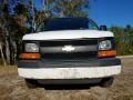 Chevrolet Express 2500 Cargo Van Summit White photo #2