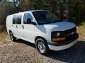 Chevrolet Express 2500 Cargo Van Summit White photo #3