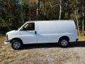 Chevrolet Express 2500 Cargo Van Summit White photo #5