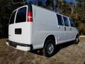 Chevrolet Express 2500 Cargo Van Summit White photo #6