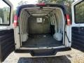 Chevrolet Express 2500 Cargo Van Summit White photo #9