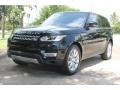 Land Rover Range Rover Sport HSE Santorini Black photo #3