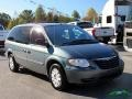 Chrysler Town & Country LX Marine Blue Pearl photo #8