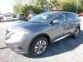 Nissan Murano S AWD Gun Metallic photo #12