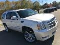 Cadillac Escalade Platinum AWD White Diamond Tricoat photo #3