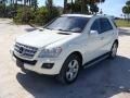 Mercedes-Benz ML 320 BlueTec 4Matic Arctic White photo #3