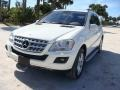 Mercedes-Benz ML 320 BlueTec 4Matic Arctic White photo #24
