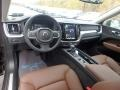 Volvo XC60 T5 AWD Momentum Pine Gray Metallic photo #9