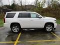 Chevrolet Tahoe Premier 4WD Iridescent Pearl Tricoat photo #2