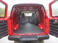 Chevrolet Express 2500 Cargo WT Red Hot photo #7