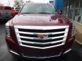Cadillac Escalade Premium Luxury 4WD Red Passion Tintcoat photo #9
