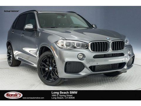 Space Gray Metallic 2018 BMW X5 sDrive35i