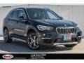 BMW X1 sDrive28i Black Sapphire Metallic photo #1